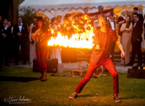 fire at fling
