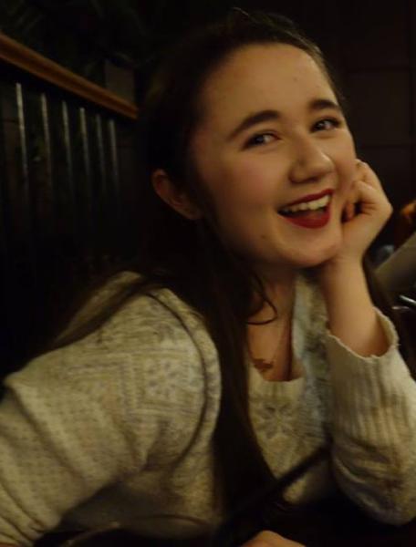 Kiya Evans, Second Year HIstory and English
