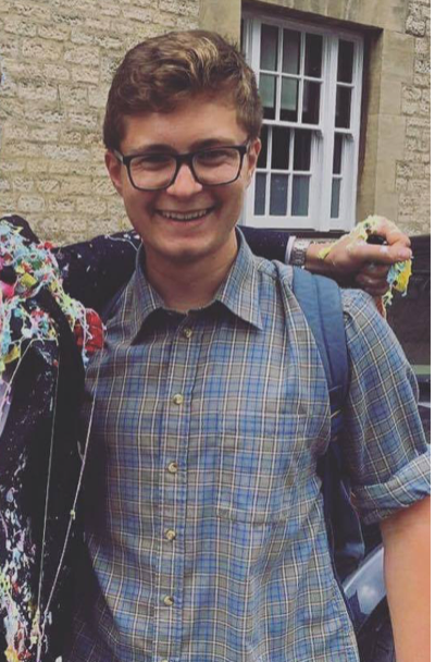 Sam Woor, Third Year Geographer